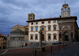 Excursion in Tuscany: Arezzo