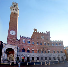 Excursion in Tuscany: Siena