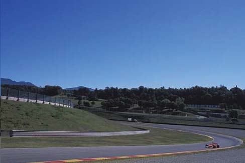 Turn 8 of 15 - Arrabbiata 1 - Mugello Circuit Scarperia