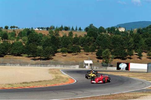 Turn 2 of 15 - Luco - Mugello Circuit Scarperia
