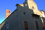 The Pieve of San Lorenzo, Borgo San Lorenzo, Mugello
