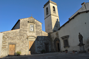 The Pieve of San Pietro, San Piero a Sieve, Mugello