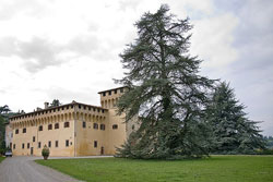 The Castle of Cafaggiolo, Barcerino di Mugello, Mugello